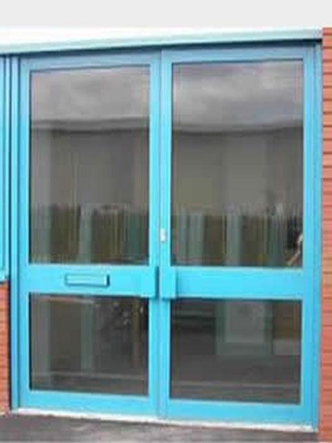 Aluminium Door Repairs