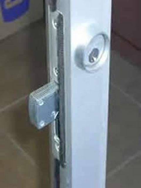 Aluminium Lock Repairs
