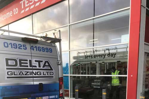 Emergency Glass Repair Service