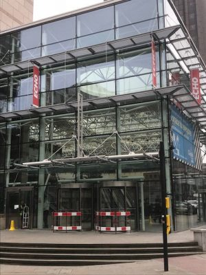 High Level Glass Replacement, Liverpool